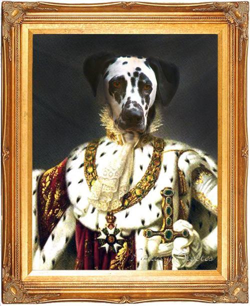 Su majestad Recortes